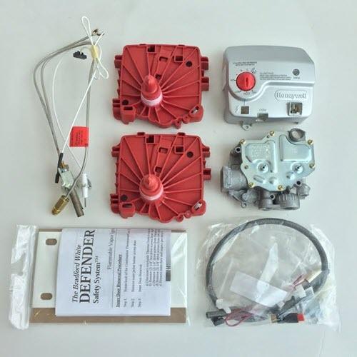 ICON Universal LP Gas Valve Replacement Kit