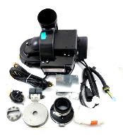 Universal Power Vent Blower Assembly