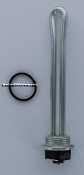 """4500W 240V 13.5"""" Incoloy Screw-In Water Heater Element"""
