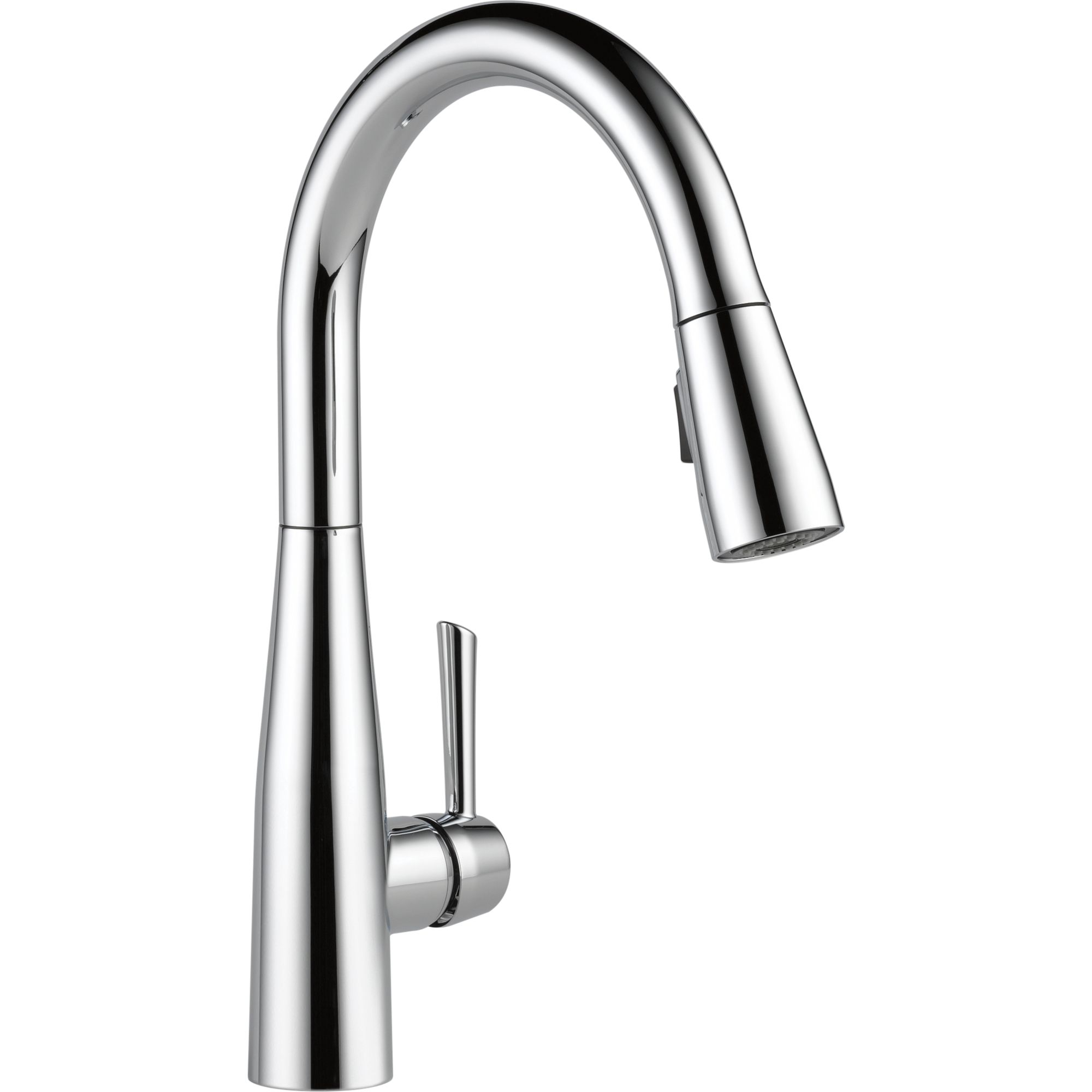 9113-DST Delta Chrome Essa Kitchen Faucet