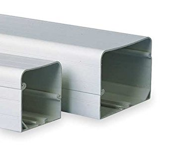 "230-D3 Speedichannel Line Set Cover 3"" x 2-1/2"" x 6-1/2'"