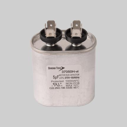 37050H 5 MFD 370 VAC Capacitor