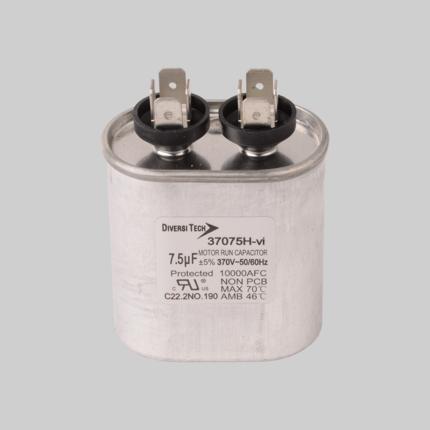 37075H 7.5 MFD 370 VAC Capacitor