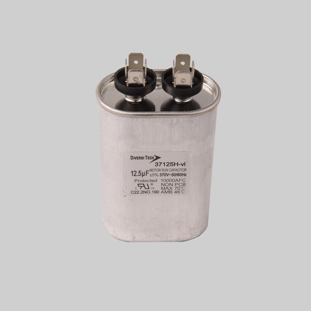 37125H 12.5 MFD 370 VAC Capacitor