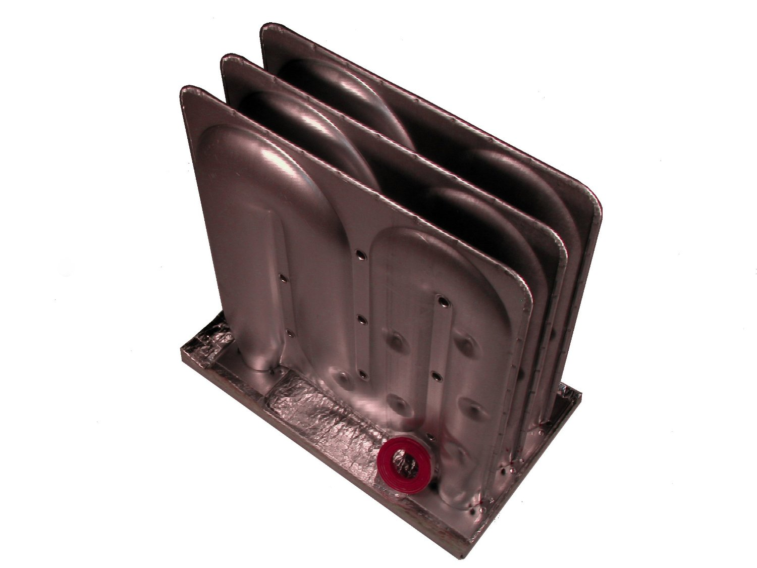 3-Cell Heat Exchanger for GMP75