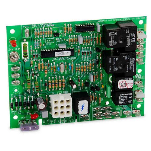Furnace Ignition Control Board