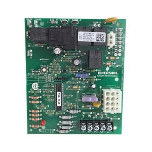 Integrated Furnace Control Board