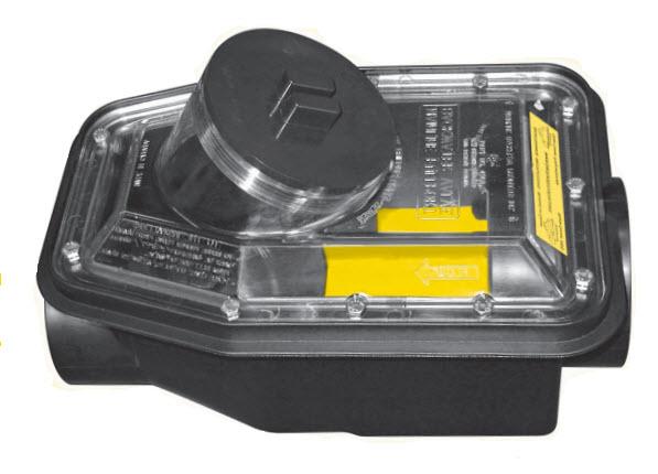 "Mainline ML-4963A ABS 4"" Backwater Valve"