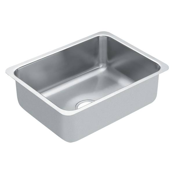 G18191 Moen Stainless Undermount Single Bowl Sink