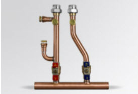 Quick Install Manifold Kit for CH & NCB Units