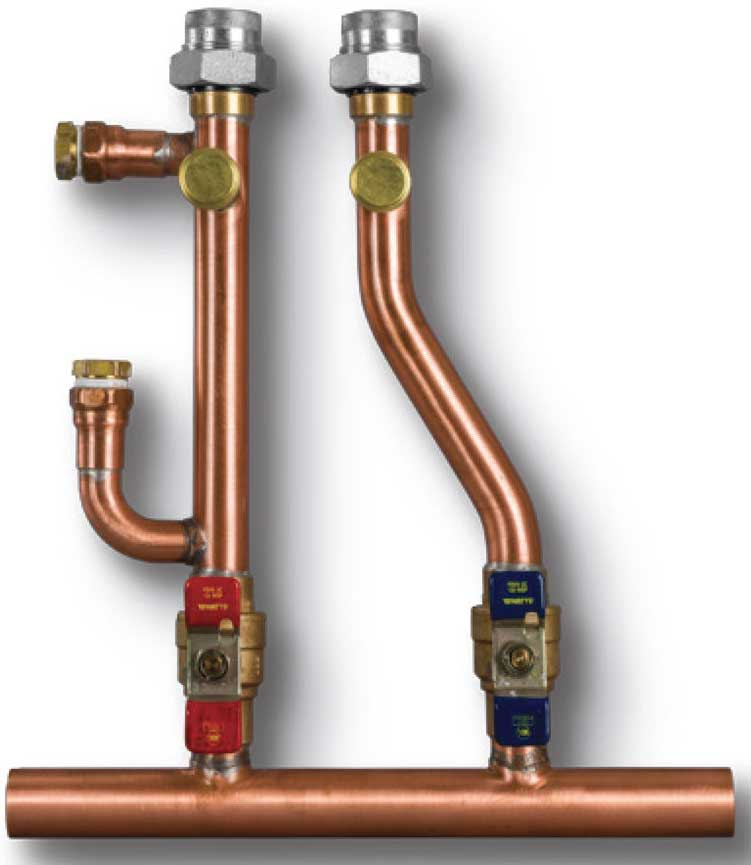 "1-1/2"" Primary Manifold for NHB"