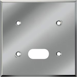 Sloan 0305186PK EL139 CP Plate