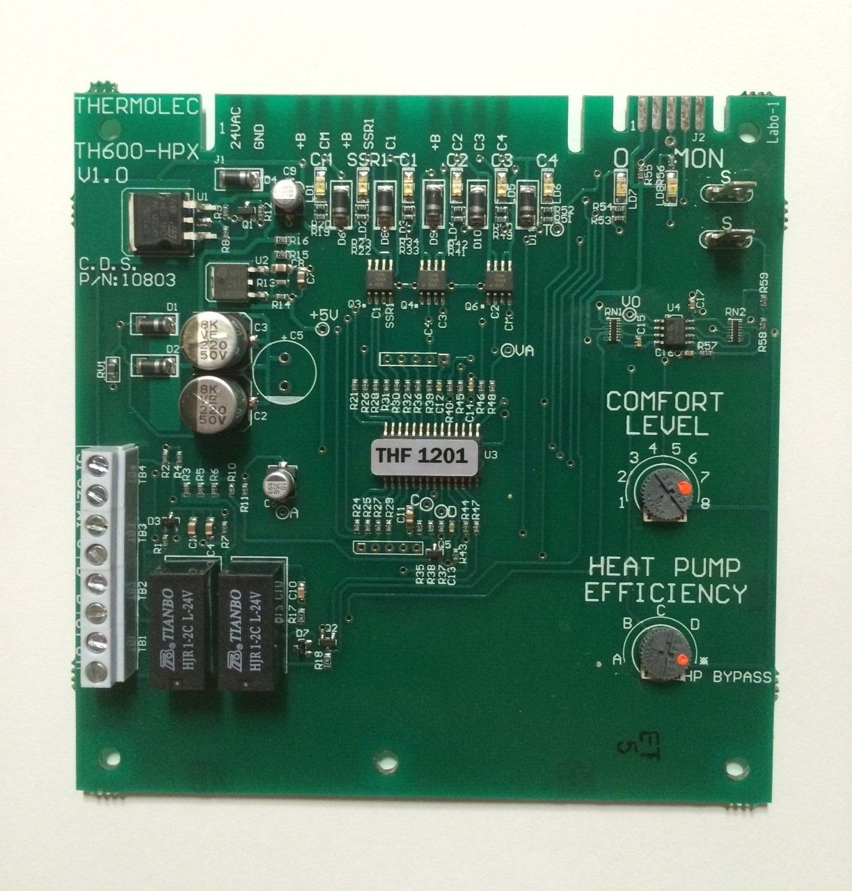HPX Control Board