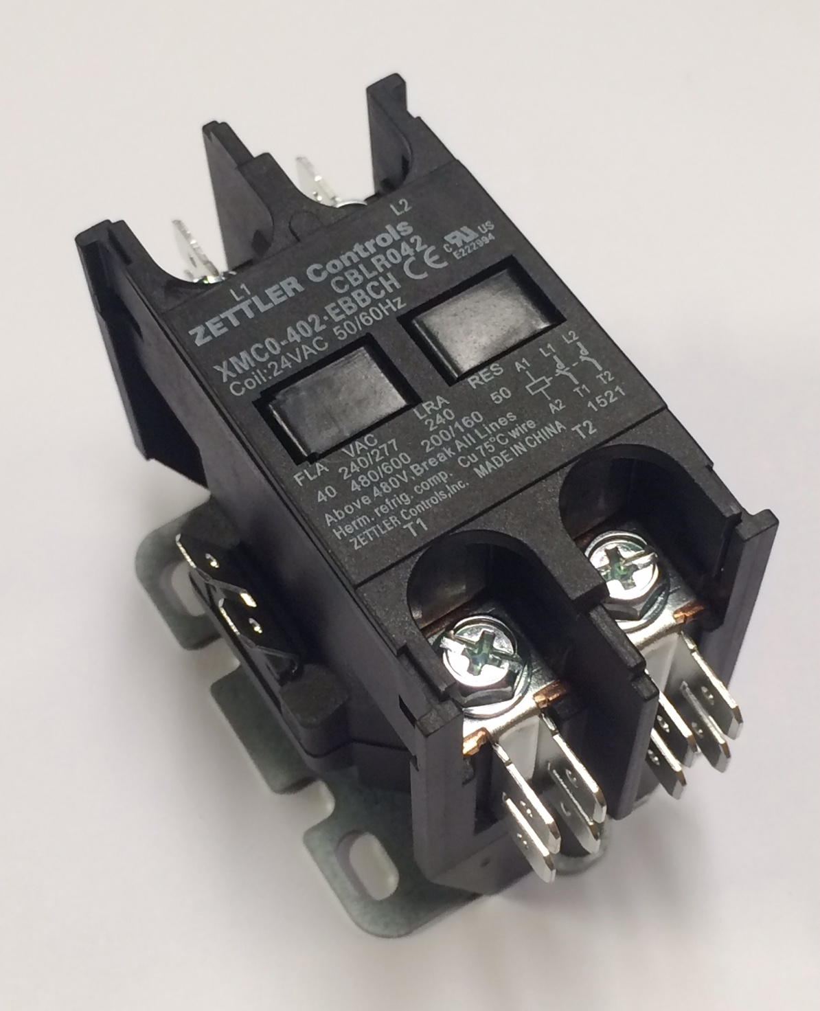 CCT050 50 Amp Back-Up Contactor