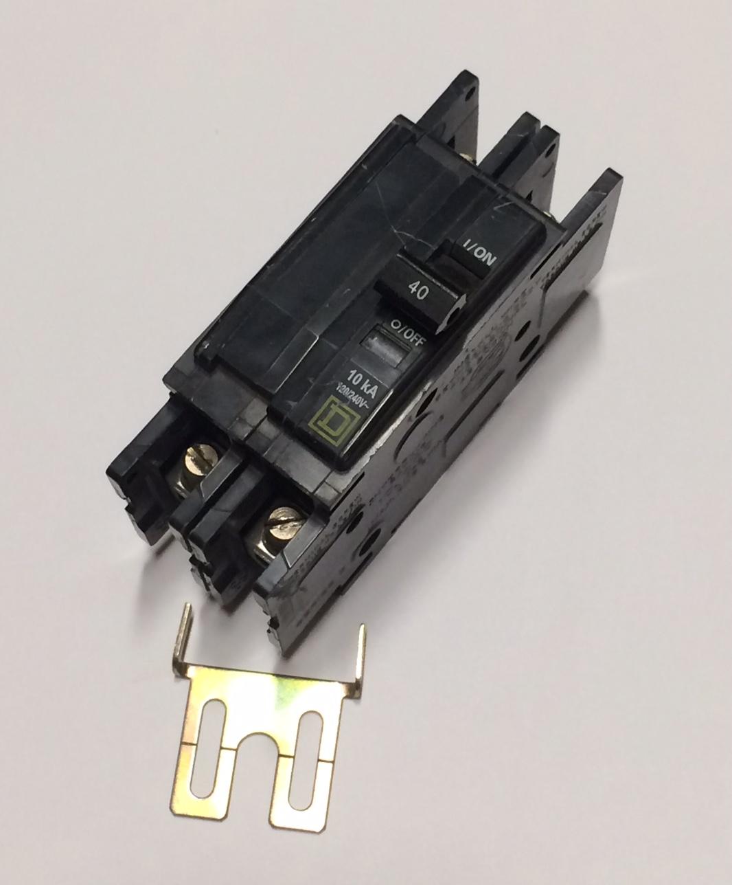 240V 40 Amp Circuit Breaker