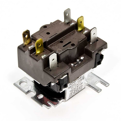 10C072 24V Plug-In DPST Relay